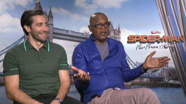 'Spider-Man: Far From Home' stars on filming overseas, expanding the Marvel multiverse