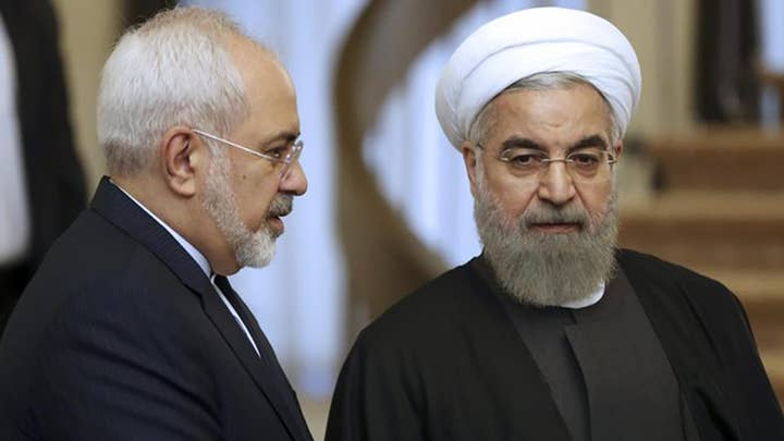 Iran says it has breached nuclear deal stockpile limit