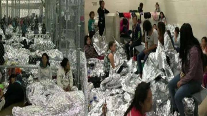 Inspector general says DHS needs to address dangerous overcrowding at migrant detention centers