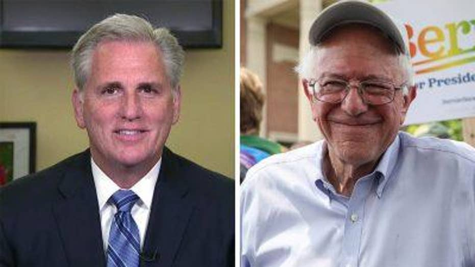 Nominations For Best Picture 2020 Kevin McCarthy: Why Bernie Sanders has the best chance to win 2020