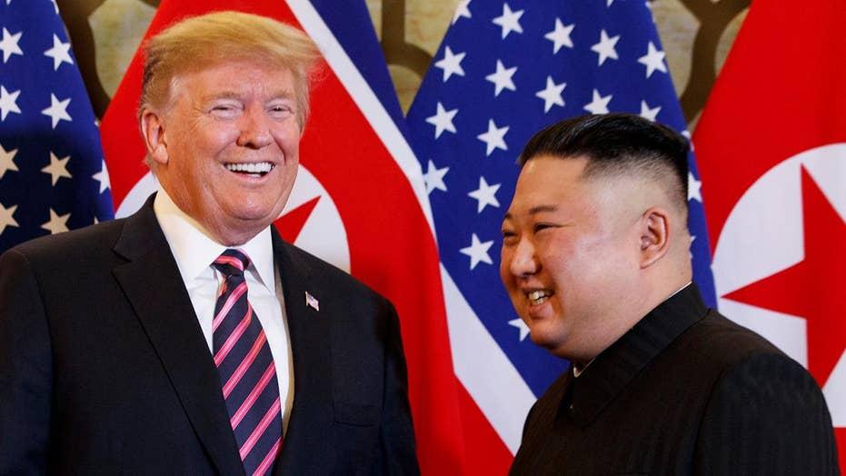 President Trump facing criticism over Kim, Putin meetings
