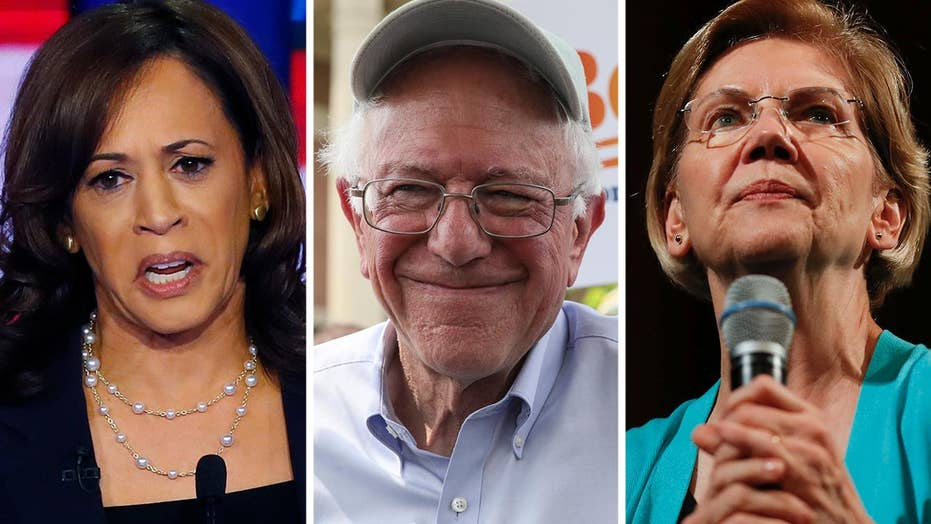 Which 2020 Democrat has the edge in Iowa?