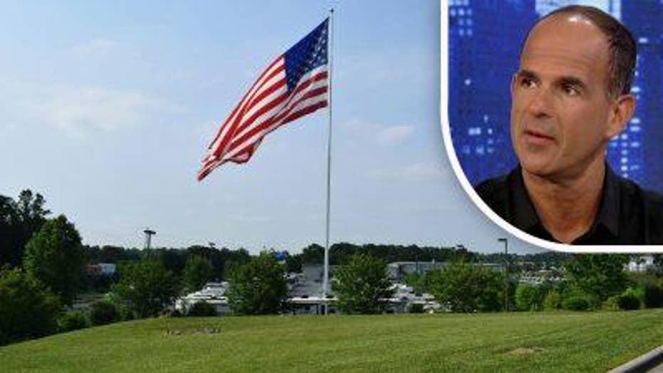 Marcus Lemonis talks American flag controversy