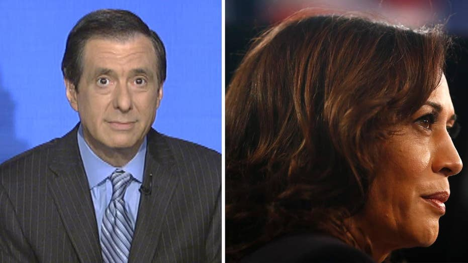 Howard Kurtz: Kamala Harris 'surges' after debate, but is that ephemeral?
