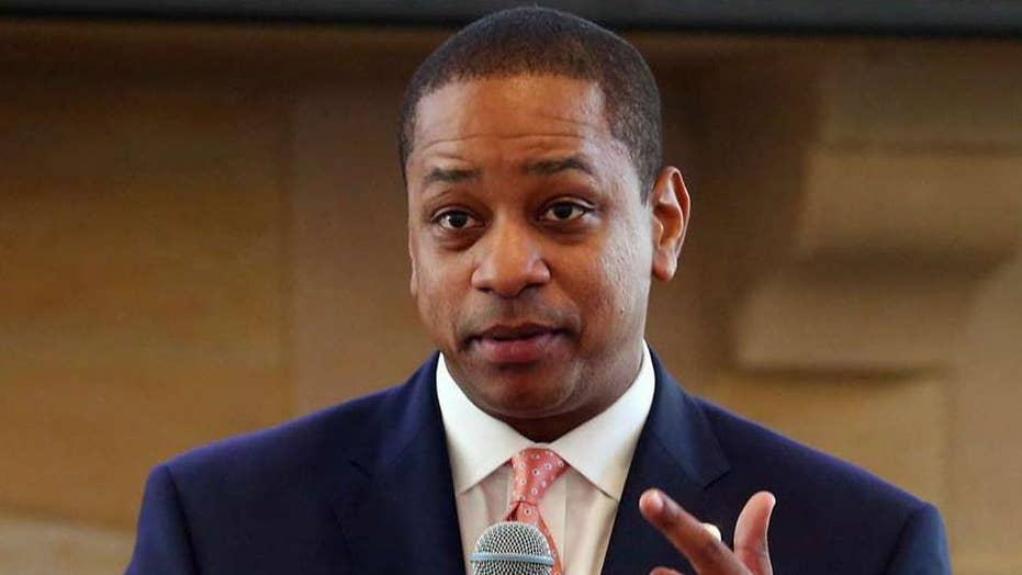 Virginia Lt. Gov. Justin Fairfax resigns from law firm
