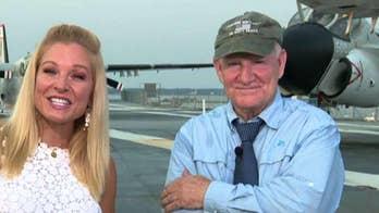 Vietnam veteran recalls helping pull Apollo 8 astronauts from Pacific over 50 years ago