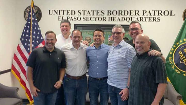 Hispanic pastors tour border facility, say they are 'shocked by misinformation'