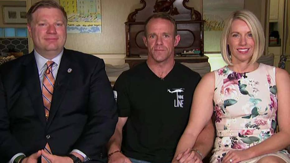 Navy SEAL Eddie Gallagher feeling 'grateful' and 'blessed' after not guilty verdict