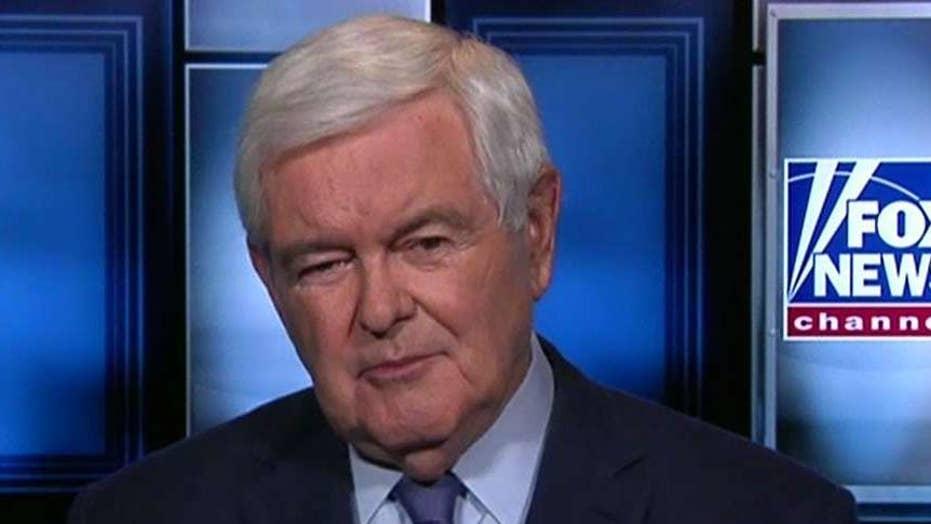 Newt Gingrich: Brad Parscale is building a machine