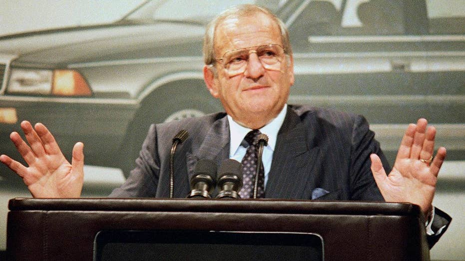 Auto industry icon Lee Iacocca dead at 94