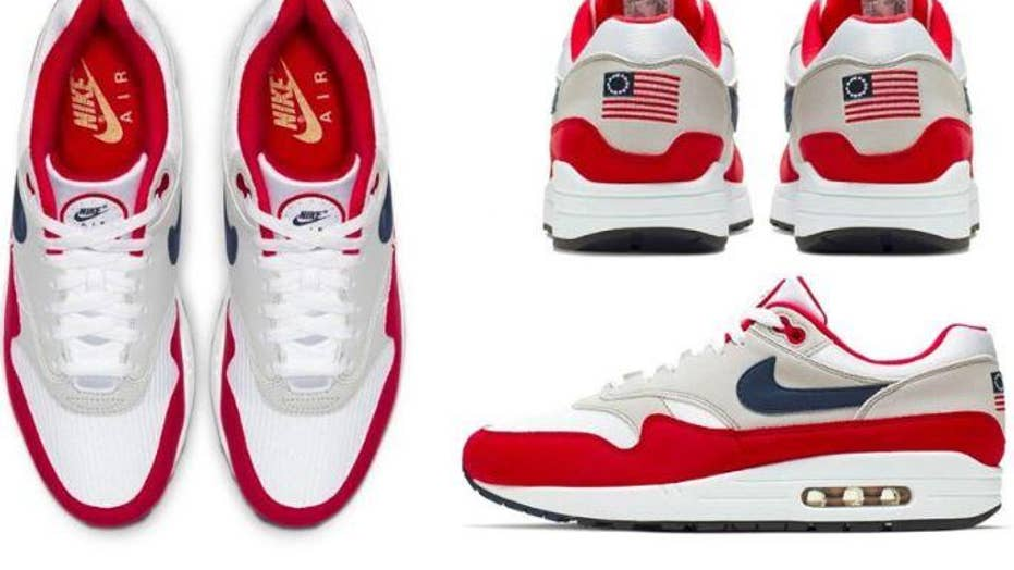 California Gov. Newsom reminds Nike his