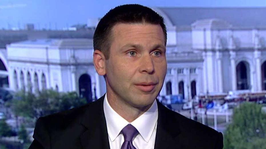 Acting DHS Secretary Kevin McAleenan praises work of Border Patrol agents, says bad apples must be addressed