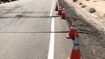 Aftershocks rattle Southern California following massive 6.4 earthquake near Ridgecrest