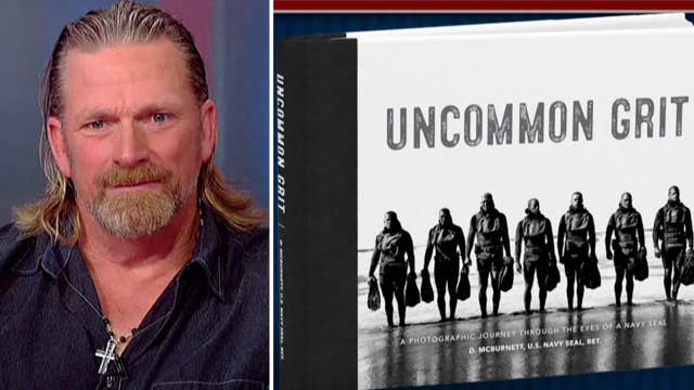 Retired Navy SEAL shares his perspective of America in new book