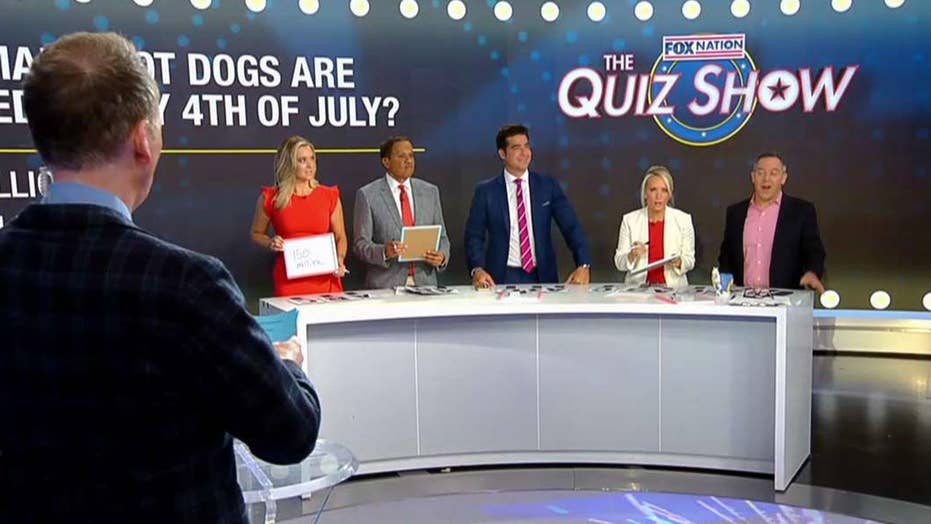 Pop quiz! Independence Day trivia showdown on 'The Five'