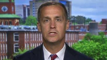 Trump boosts possible Lewandowski Senate bid ahead of New Hampshire rally