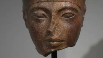 King Tut statue at center of international controversy