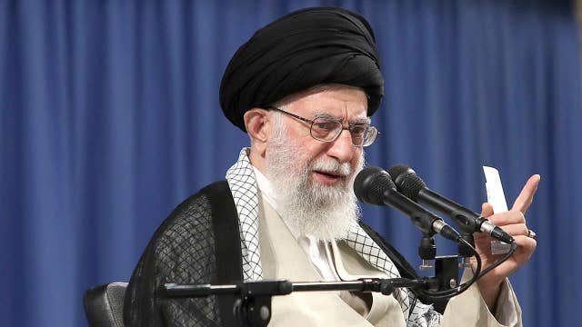 Ayatollah Khamenei will reportedly allow a meeting between Tehran and Washington if US lifts sanctions