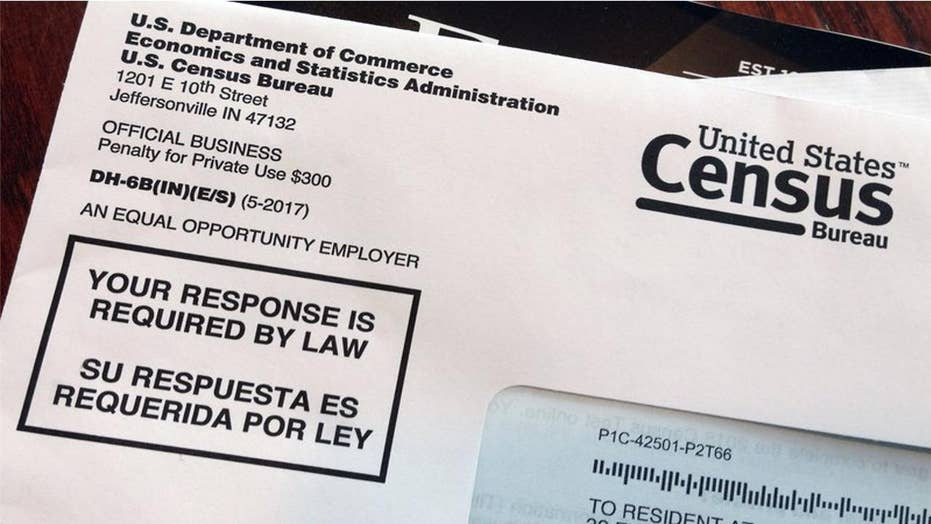 Executive order on 2020 census would be a challenge for Trump, Fox News legal analyst says