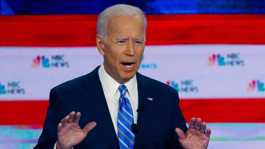 Joe Biden admits he wasn't prepared for discuss plea by Kamala Harris