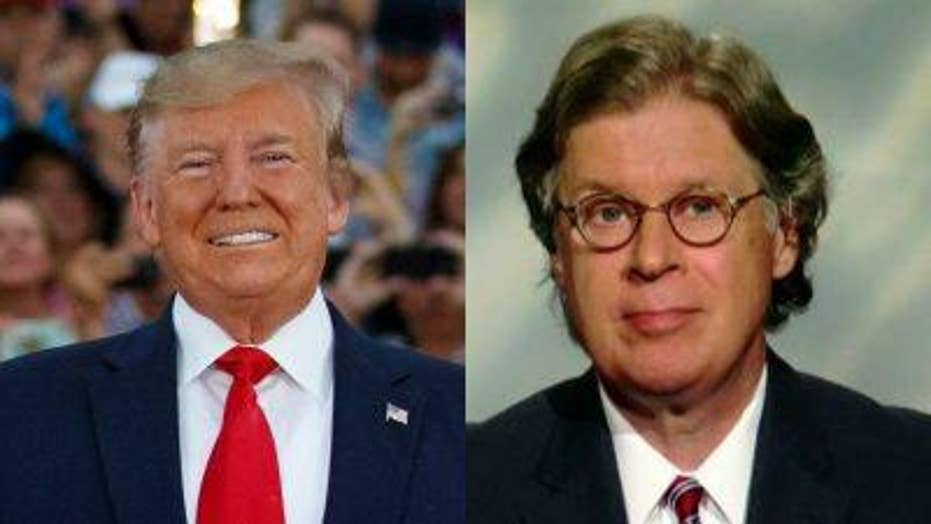 Byron York reacts to Donald Trump's 'Salute to America'