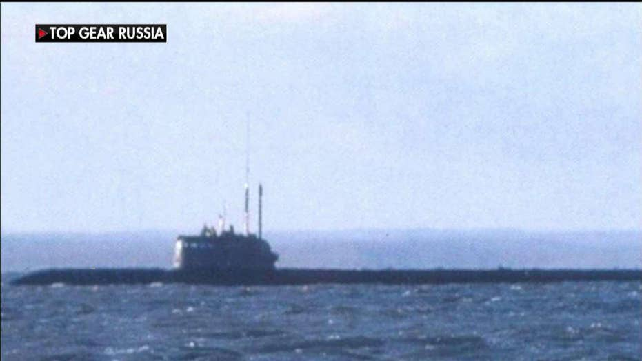 New questions about secret Russian submarine's mission before deadly fire
