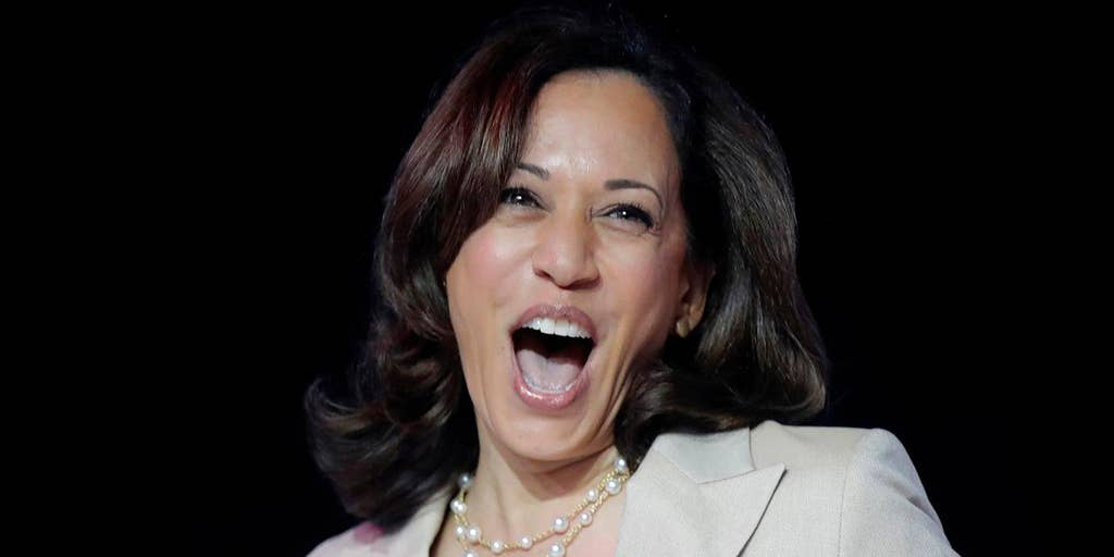 Harris pulls into virtual tie with Biden in home-state California: poll