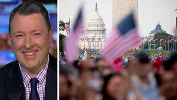 Marc Thiessen says 'Salute to America' critics have 'egg on their face'