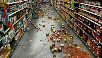 Massive earthquake hits Southern California