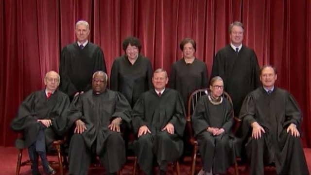 2020 Democrats float idea of expanding Supreme Court