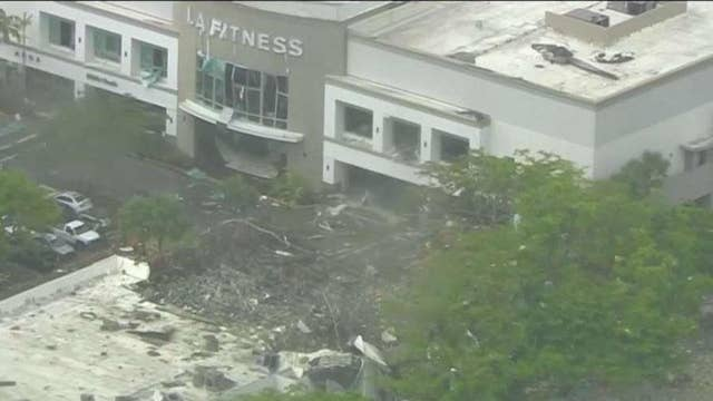 Multiple people injured in Florida gas explosion thumbnail
