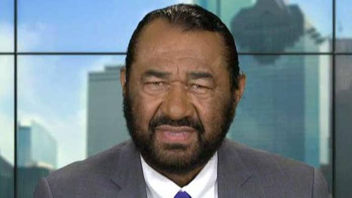 Rep. Al Green wants Trump impeached to help shrink president's 2020 donor list