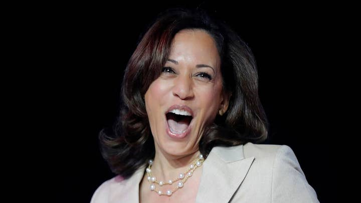 Kamala Harris sees surge in polls after first 2020 debate performance
