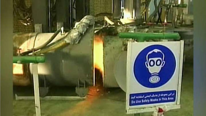 Iran plans to 'take the next step' to enrich uranium closer to weapons-grade levels