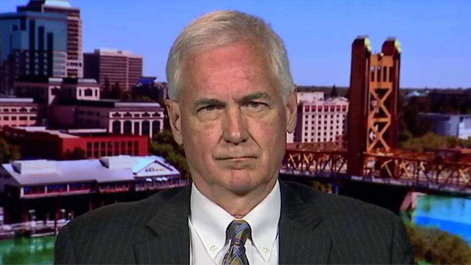 Rep. Tom McClintock calls out a left for training migrants how to make a hoax of haven laws