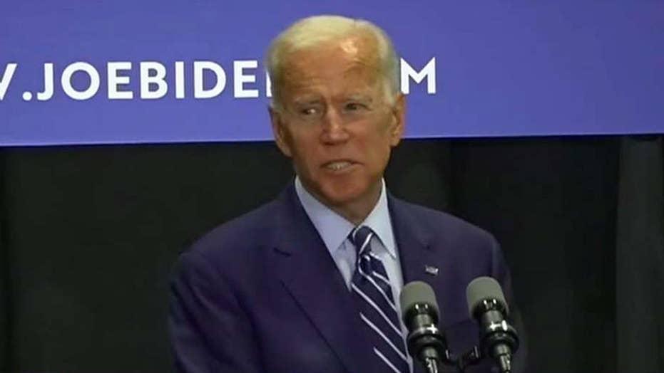 Biden apologizes for segregationist comments