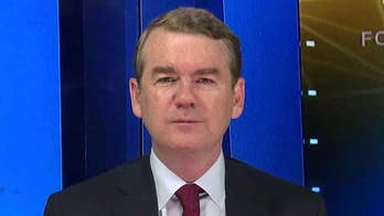 Sen. Michael Bennet discusses his White House run
