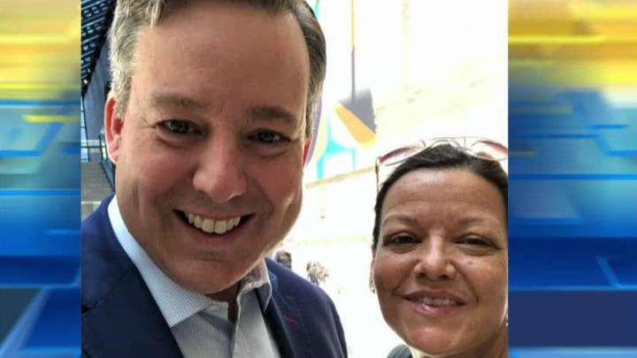 Ed Henry announces he will be donating part of his liver to his sister