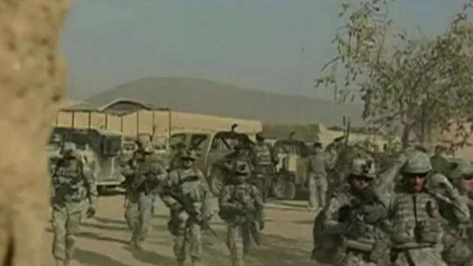 President Trump weighs preference to lift all US infantry from Afghanistan