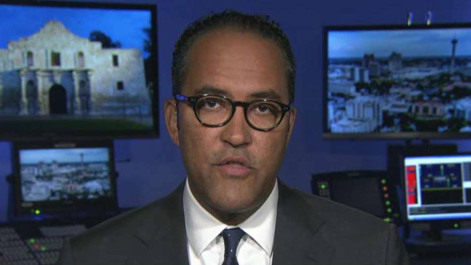 Rep. Will Hurd says Iran is not the victim