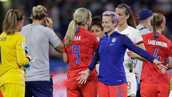 US women's soccer team gears up for match against The Netherlands