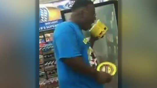 Louisiana man arrested after allegedly licking ice cream, placing it back on shelf in 'copycat' video