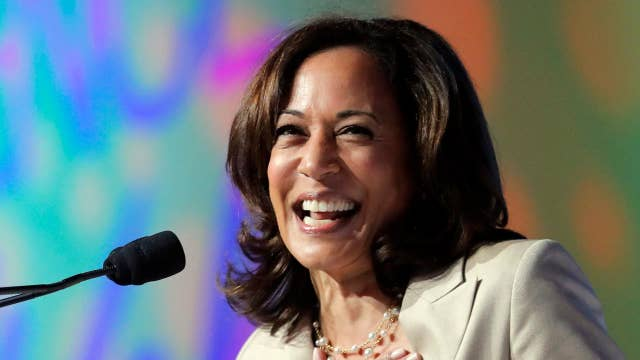 Sen. Harris holds town hall in South Carolina thumbnail