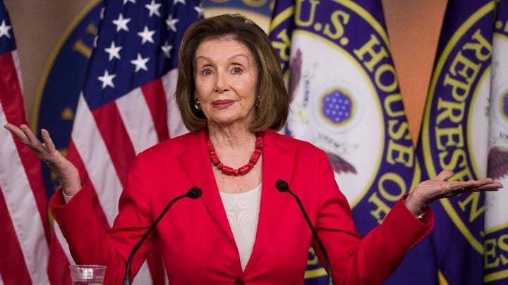 Jessica Tarlov on Pelosi vs. progressives: I stand with my speaker