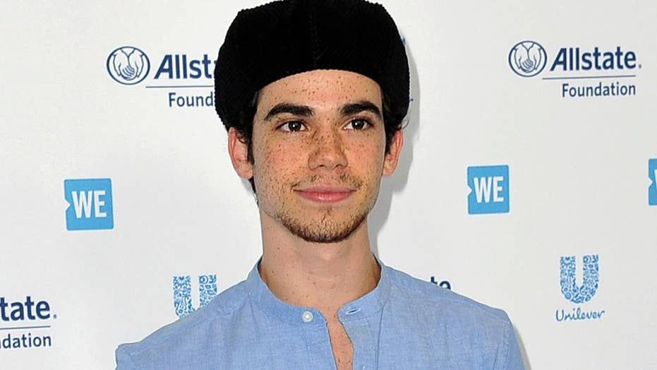 Disney Channel star Cameron Boyce dies at 20 from seizure during sleep