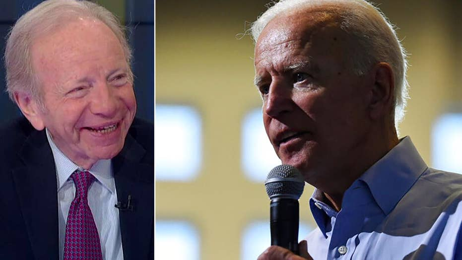 Lieberman doesn't think Biden had anything to apologize for after remarks on working with segregationists