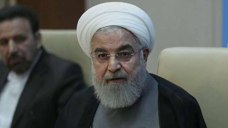 Iran says it has surpassed uranium enrichment limit