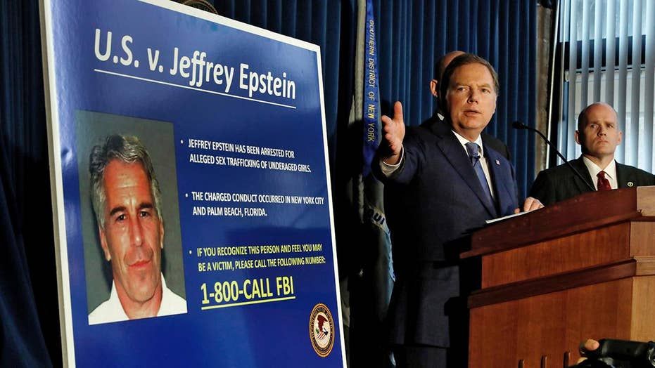 Former FBI official: Indictment of Jeffrey Epstein is 'placeholder