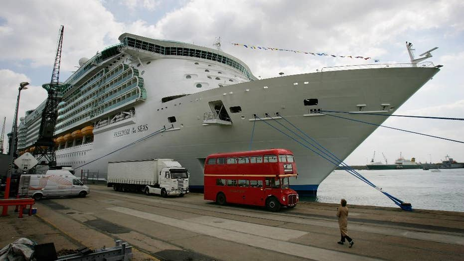 An 11-story fall kills infant held by her grandfather aboard cruise ship
