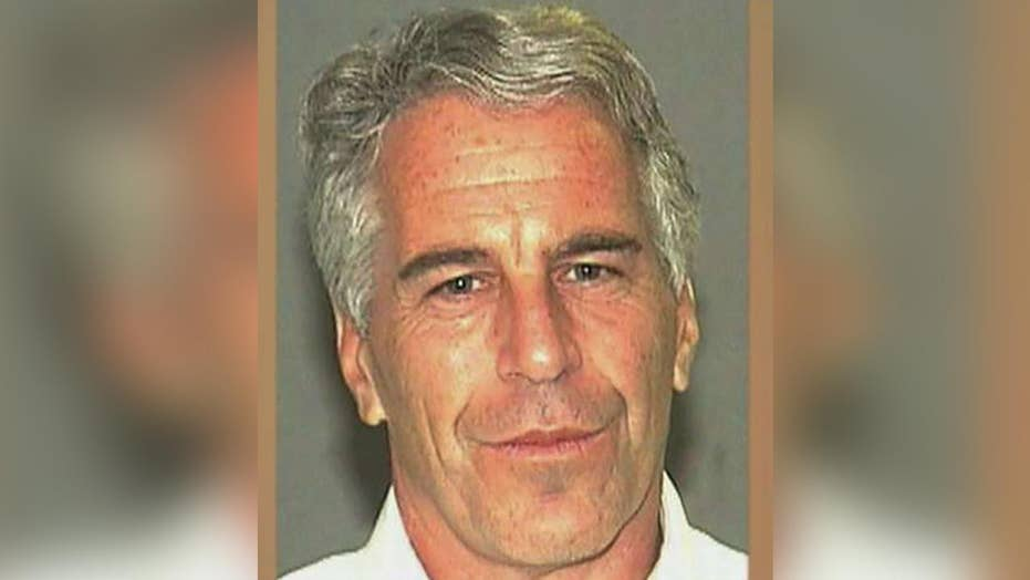 IMG JEFFREY EPSTEIN, Facing Federal Sex Trafficking Charges